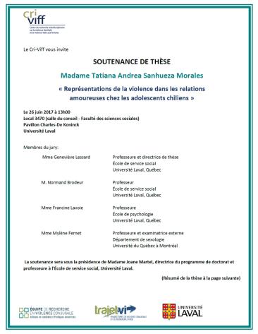 Soutenance Tatiana 1